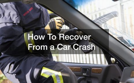 how to recover from a car crash